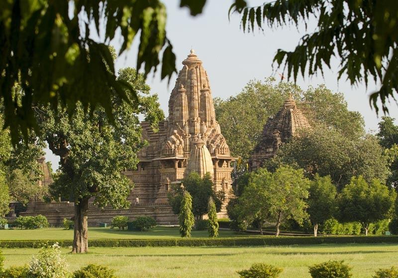 Westelijke tempels
