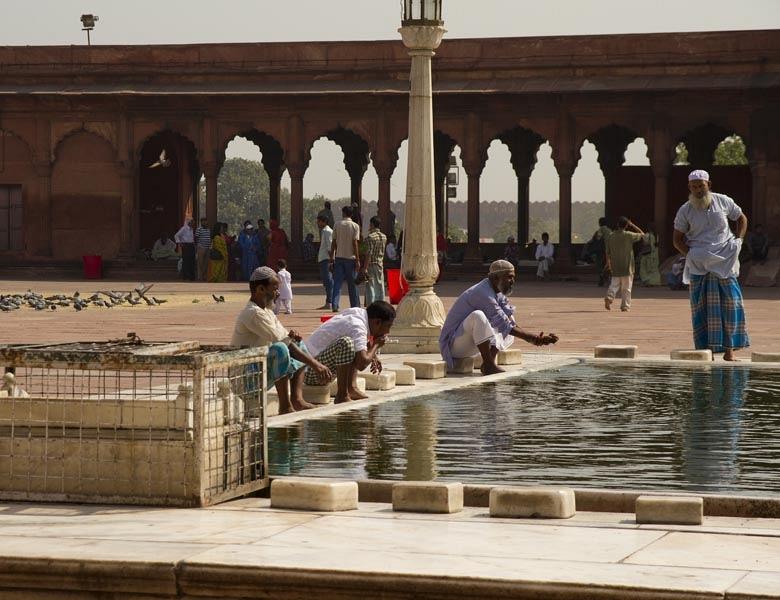 Jama Masjid Moskee