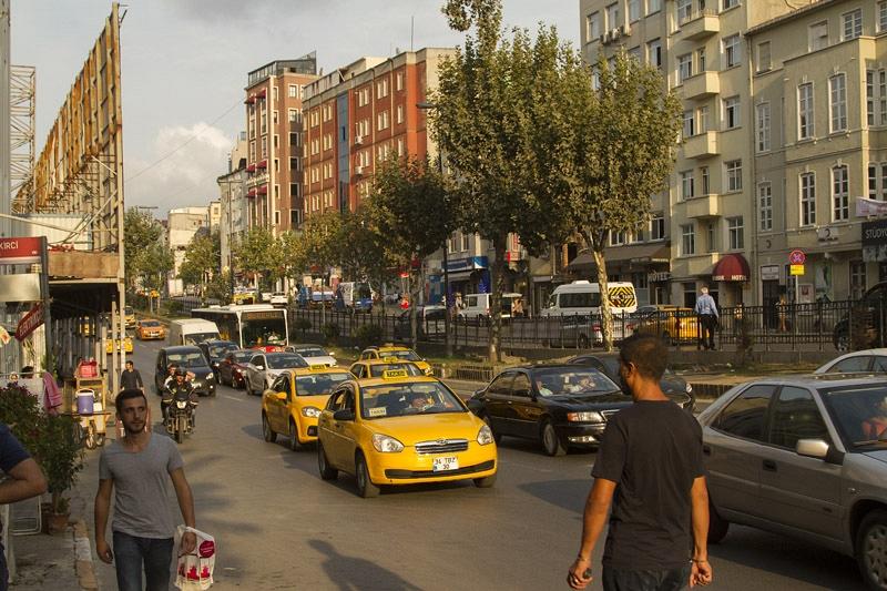 Tarlabasi boulevard