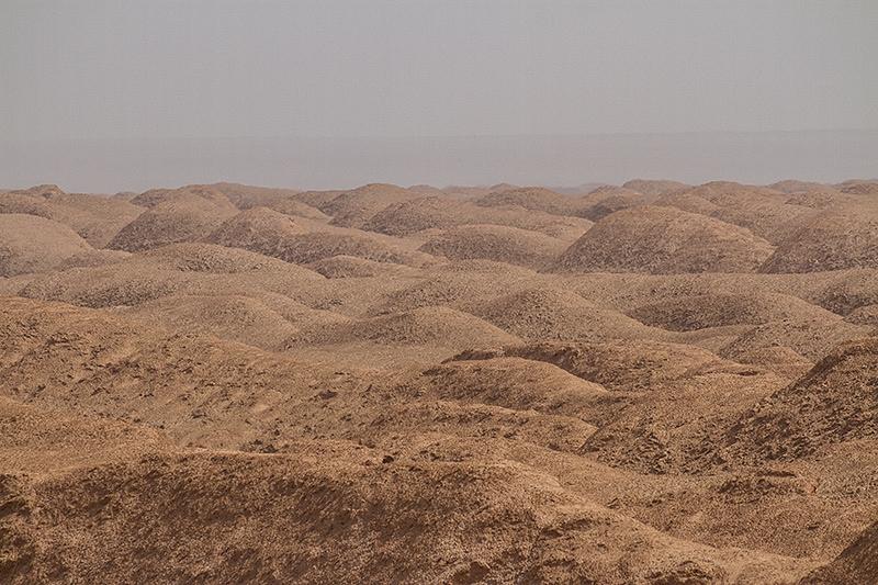 Khalut woestijn