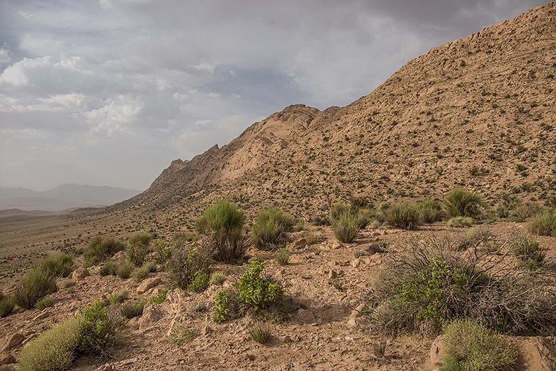 Dasht-E-Khak en omgeving